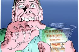 Credit Cards Are the Next Credit Crunch
