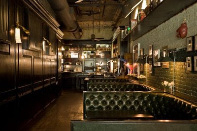 Sean Avery's TriBeCa bar/restaurant, Warren 77, New York City