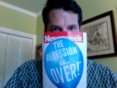 Newsweek: The Recession Is Over
