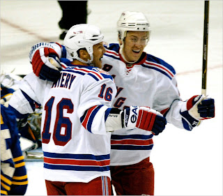 Derek Stepan scores hat trick in NHL debut