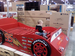 Ryan This Bed And Dresser We Saw At Costco Loved It He Got Mad When Told Him Was Time To Get Out Of The Lightning Mcqueen