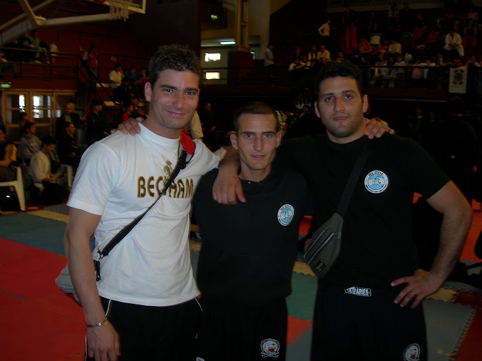Campos Naccaro Martinez!!