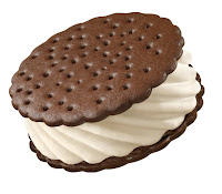 Vanilla Ice Cream Sandwich