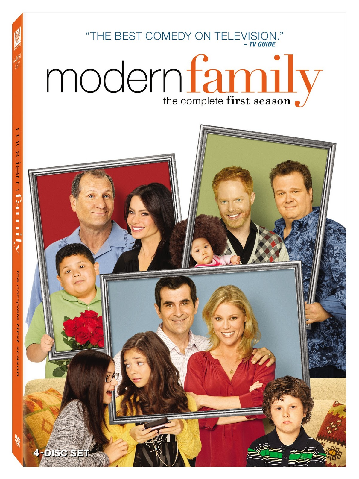 modern family the complete season review giveaway closed outnumbered 3 to 1