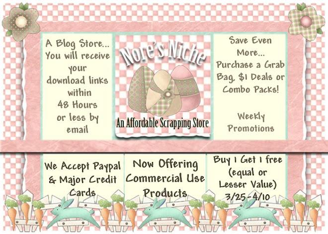 Nore's Niche Blog Store