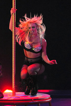 britney spears dance