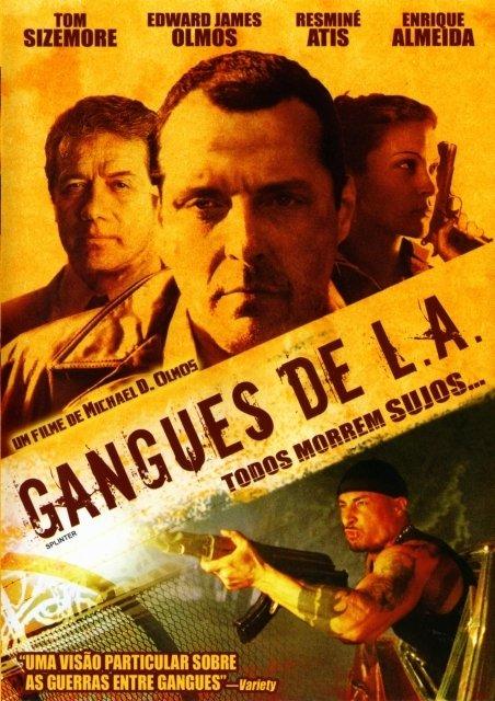 Gangues de L.A Dublado