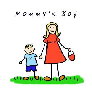 Mama: Dulu waktu Mama masih muda, kalau Mama shopping, Mama cuma bawa