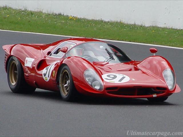 ferrari 330 p3 4. 1967 Ferrari 330 P3/4
