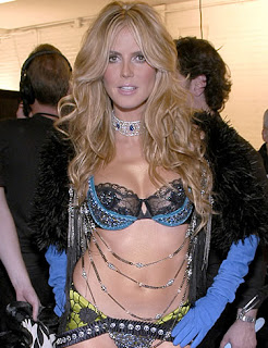 Heidi Klum German supermodel, actress, TV presenter, fashion designer and television producer
