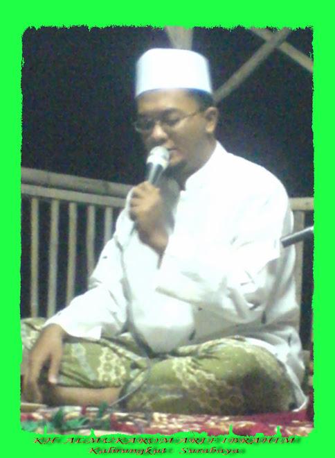 KH.ALMUKAROM ARIF IBRAHIM
