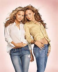 Las perfectas gemelas Olsen