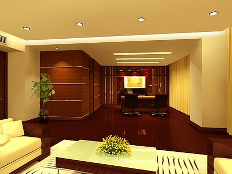 Room design office to director picture interior design for Director office room design
