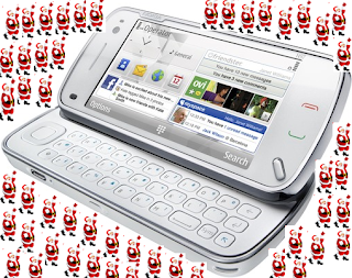 Christmas Mobile Gift