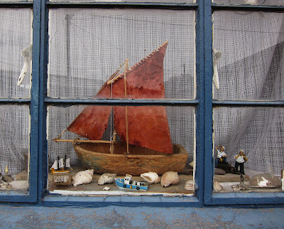 Fishermans window. Photograph by Tim Irving