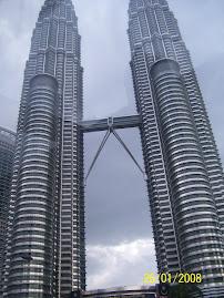 Torres Gemeas-Kuala Lumpur