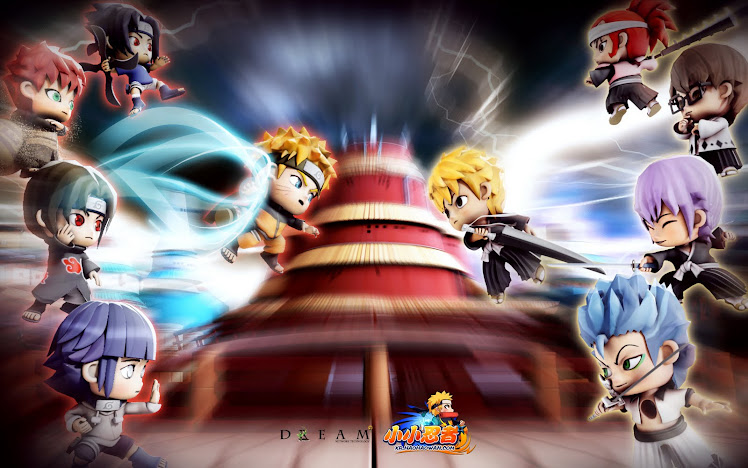 Naruto Shippuden Vs Bleach. Blog Archive