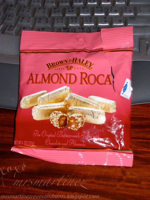 I like: Brown & Haley Almond Roca - MrsMartinez's Raves ...