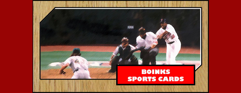 Boinks Sports Cards