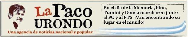 Agencia Paco Urondo