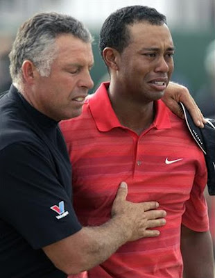 from Bryson tiger woods gay relations