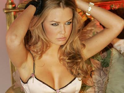 Lara Bingle Leaked Nude Shower Photo Scandal Down Under