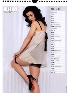 fhm calendar 2010 - 06