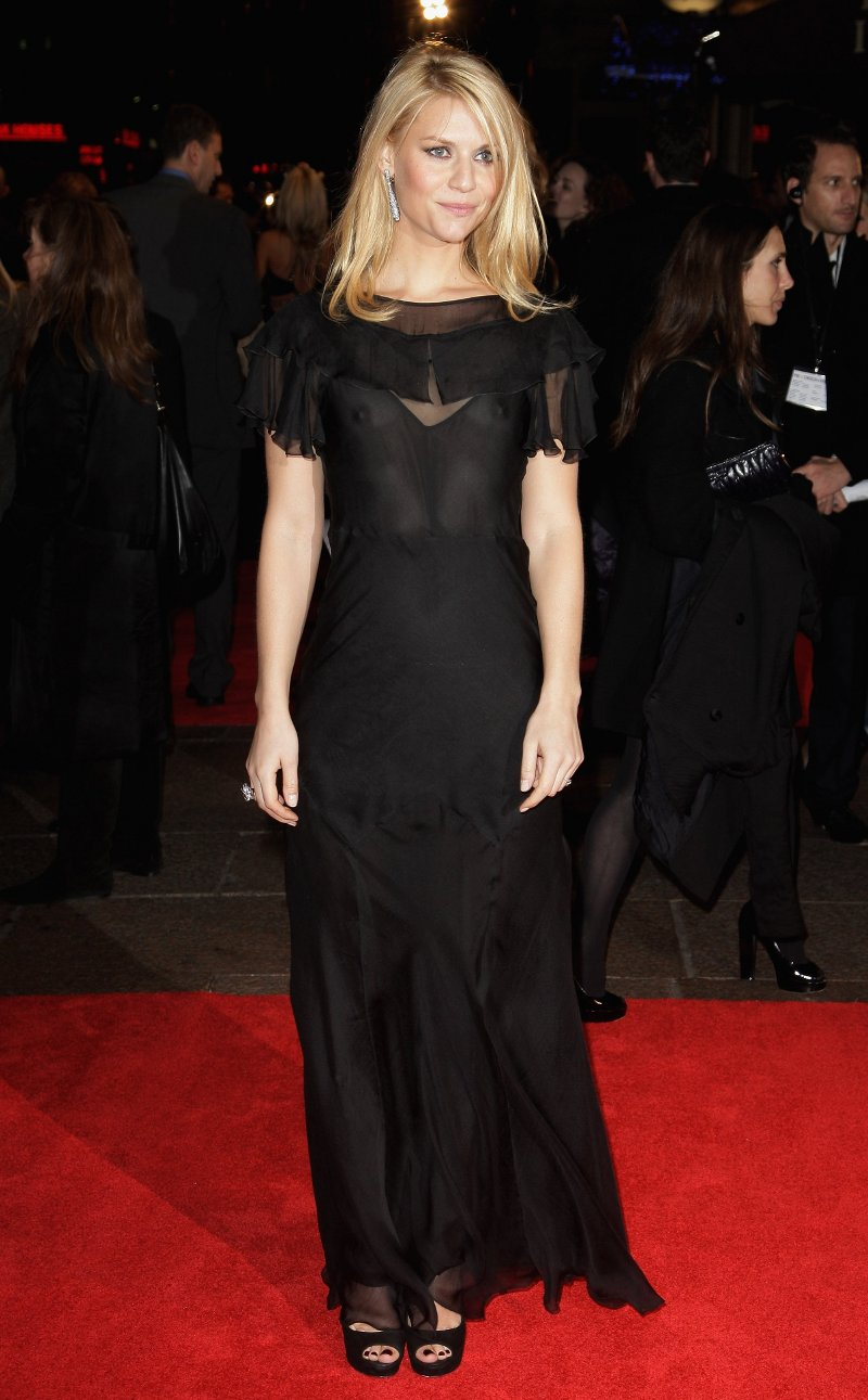 Consider, Claire danes see through was