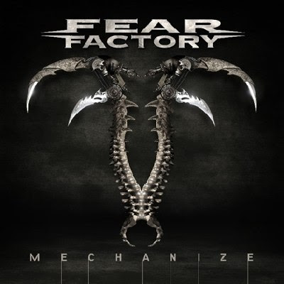 FEAR FACTORY - Mechanize 5.5 / 6