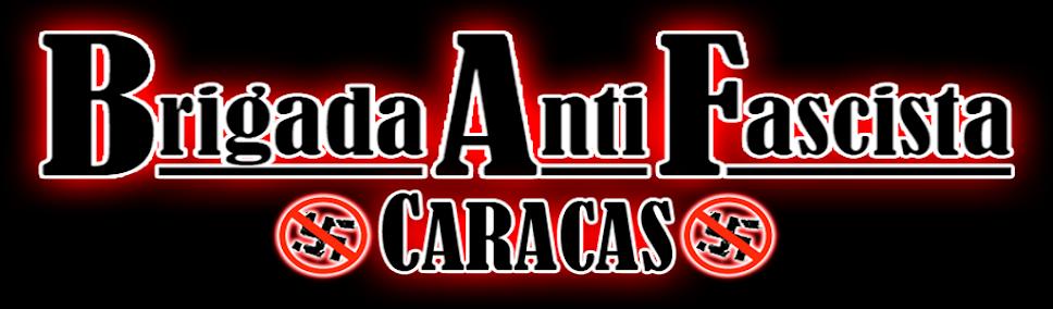 Brigada Anti-Fascista Caracas