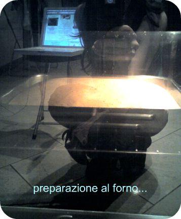 in forno a 150 gradi per circa 4o min