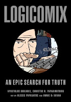Cover image Logicomix by Doxiadis & Papdimitriou