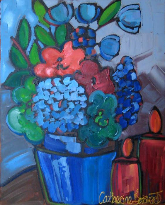 Soirée d'été 20 x 16_Galerie Michel Boisvert