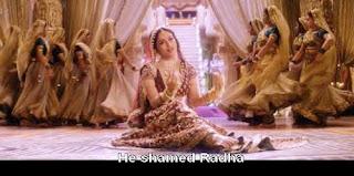 He shamed Radha