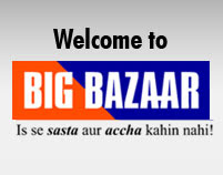 Big Bazaar Store at City Mall Bathinda