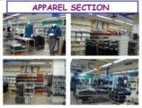Big bazaar Store Pictures APPAREL SECTION-1
