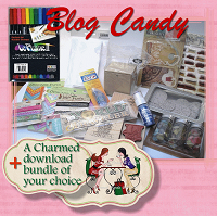 Charmed Delectable stamps!