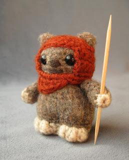 Crochet Pattern Small Amigurumi : LucyRavenscar - Crochet Creatures: Star Wars Mini Amigurumi