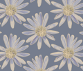Daisy Garden - Blue
