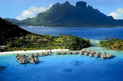 Bora Bora: Romantic Heaven on Earth, French Polynesia