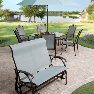 Modern Living Room Furniture Atlantis Poolside Patio Dining Set .