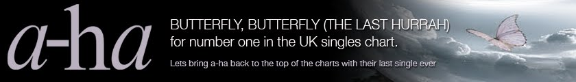 Butterfly Butterfly (The Last Hurrah) for Number One