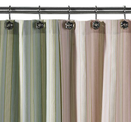 Wholesale Solid Color Fabric Shower Curtains-Buy Solid Color