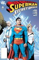 Siguiendo la línea Superman...
