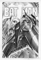 Batman y Robin, El Renacimiento de Batman y Robin. Ross-batman-cvr-sketch