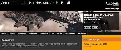 Comunidade Autodesk Brasil