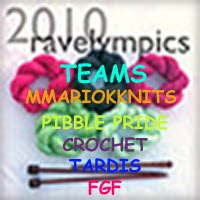 Ravelympics 2010 logo
