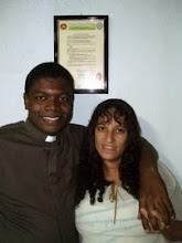 + +Elias Batista  e + Eliane Nogueira