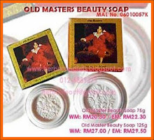 OLD MASTERS BEAUTY SOAP