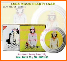 SARA MOON BEAUTY SOAP